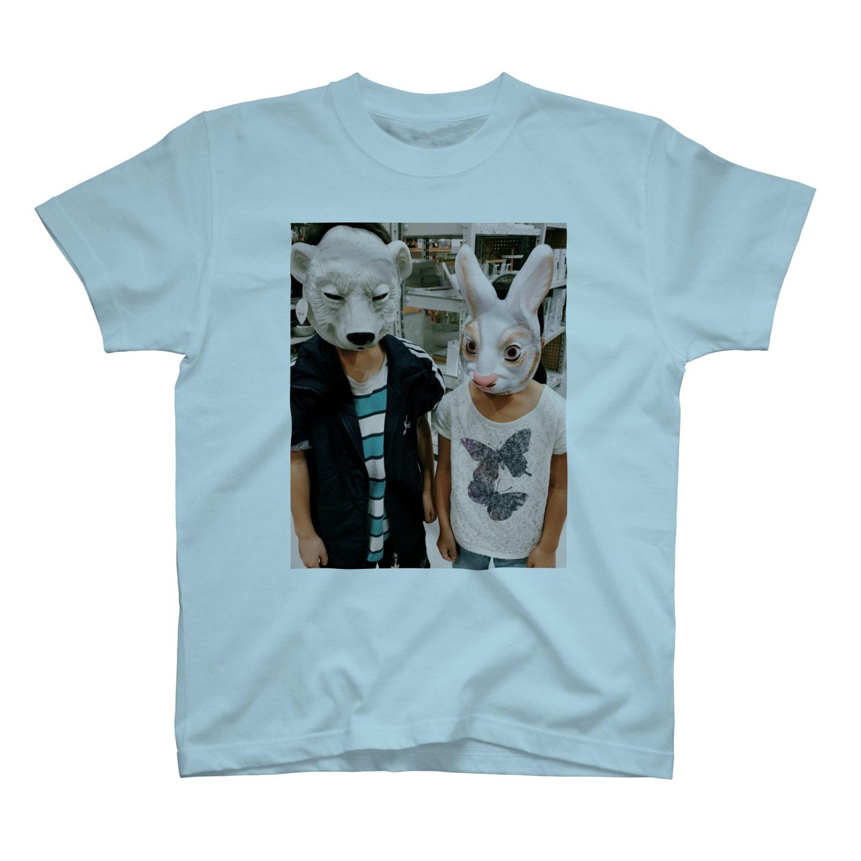 Narukuroの仮面 T-shirts