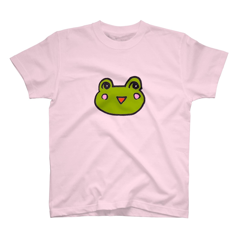 かえるのなおたろうのかえるのなおたろう T-shirts