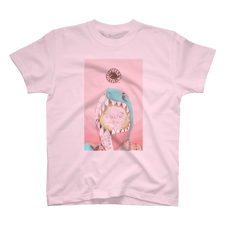 TAIYAKI INSANITYのShark Boy  T-shirts