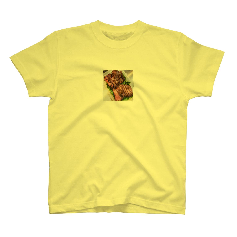 ギャラリー18の自家製ローストビーフ T-shirts