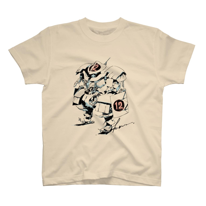 hassegawaのhassegawa empire Strikes Back. Tシャツ