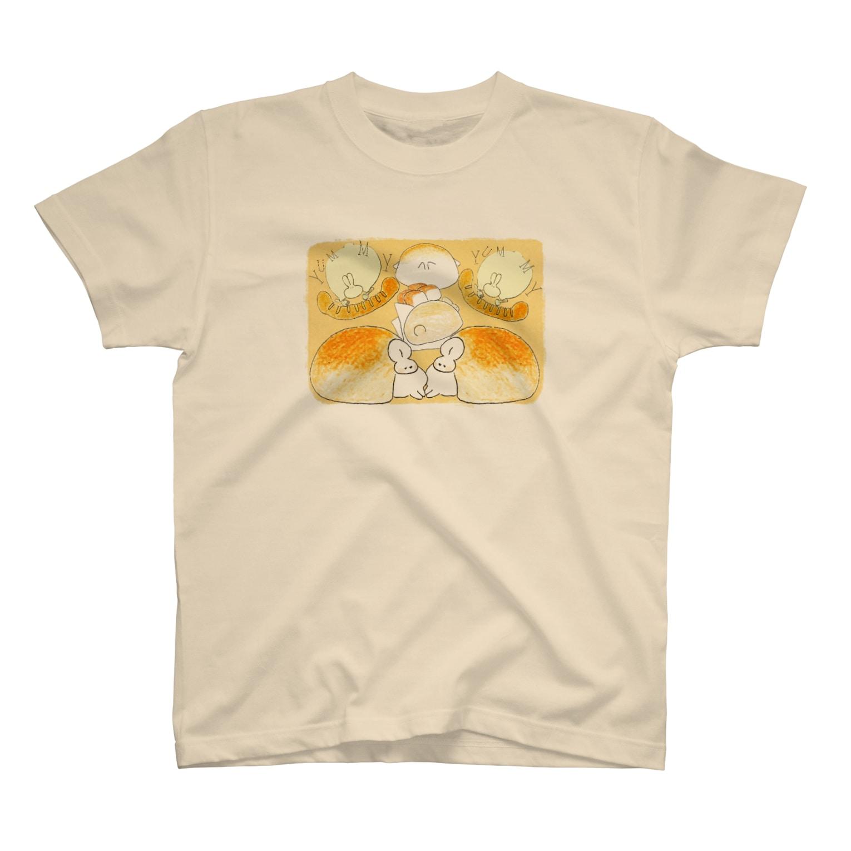 maesae-youmeのぱんとまふふ 2 T-shirts