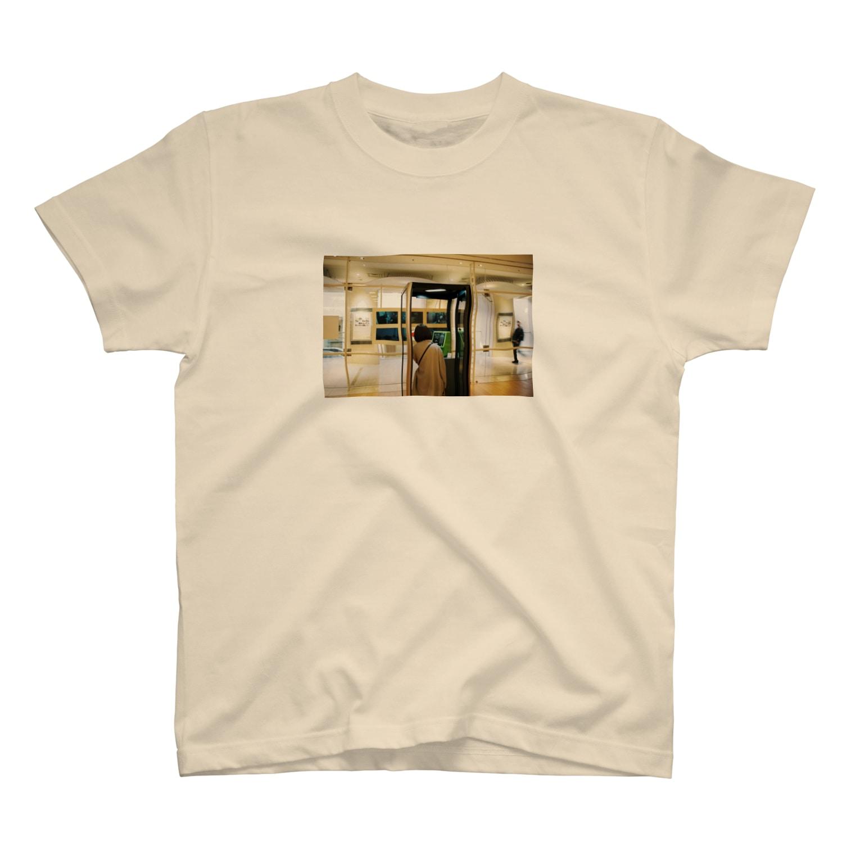 石川のてやん 公衆電話 T-shirts