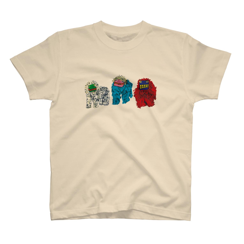 savaのシーシーカンカン T-shirts