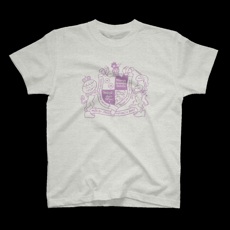 槇屋まめ屋ダブルネーム Tシャツ