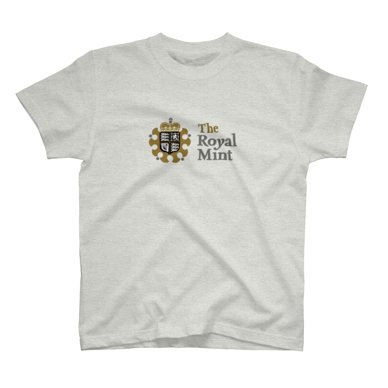暗号資産【仮想通貨】グッズ(Tシャツ)専門店の仮想通貨 RMG T-shirts