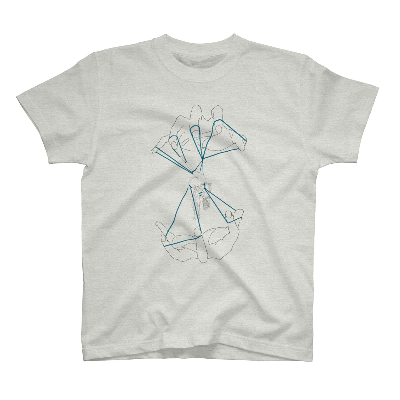 HASHIZUME.YのKINBAKU3 T-shirts