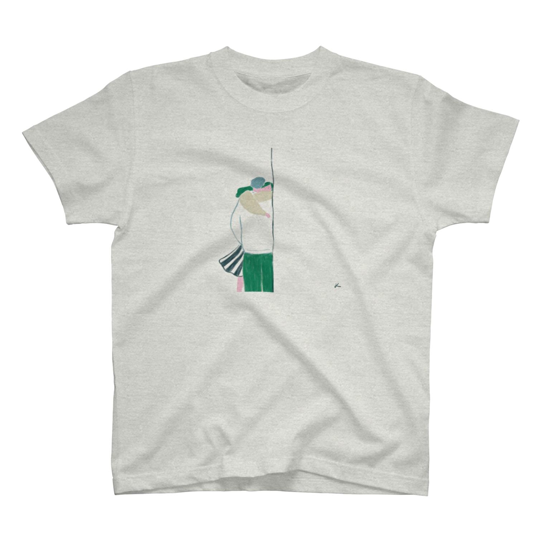 ソラノカサネのTwo of us T-shirts