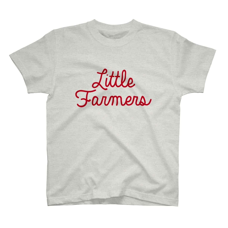 Kougyokuya NYCのLittle Farmers ロゴT T-shirts