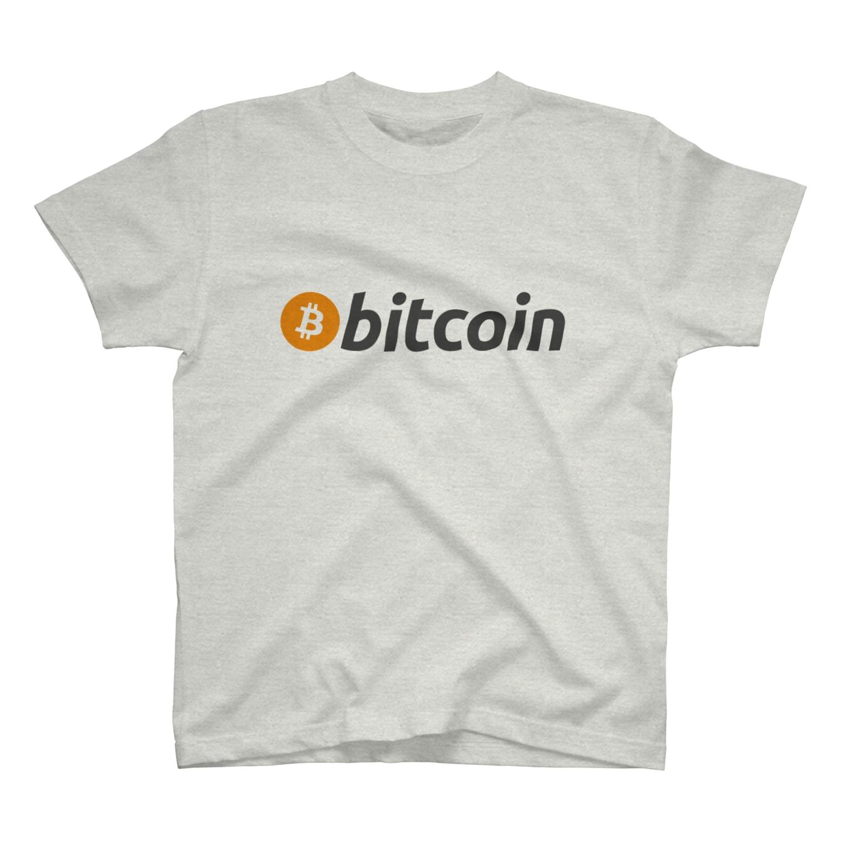 暗号資産【仮想通貨】グッズ(Tシャツ)専門店のBitcoin(ビットコイン) T-shirts