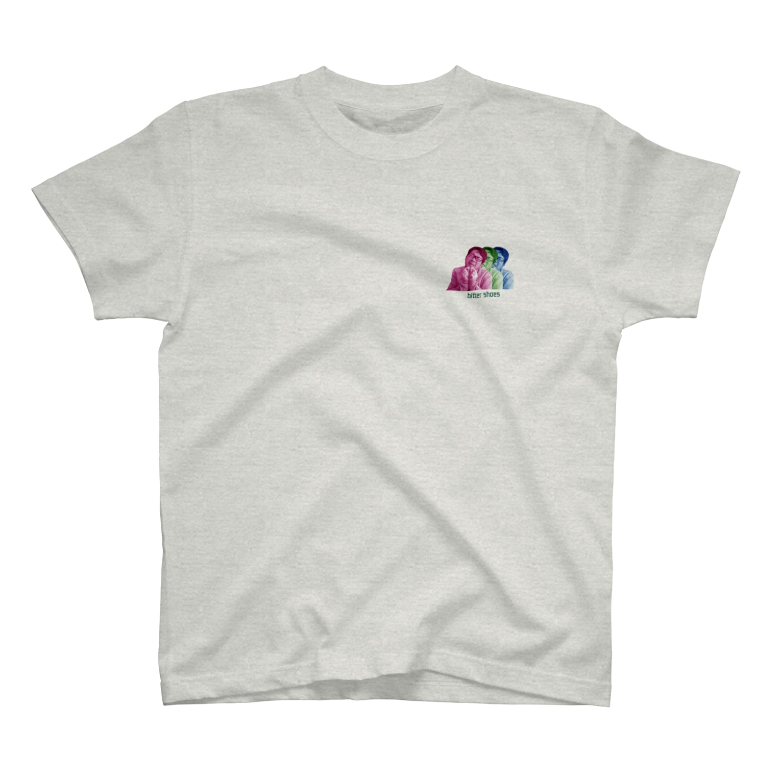 nuwtonのbitter shoes T-shirts