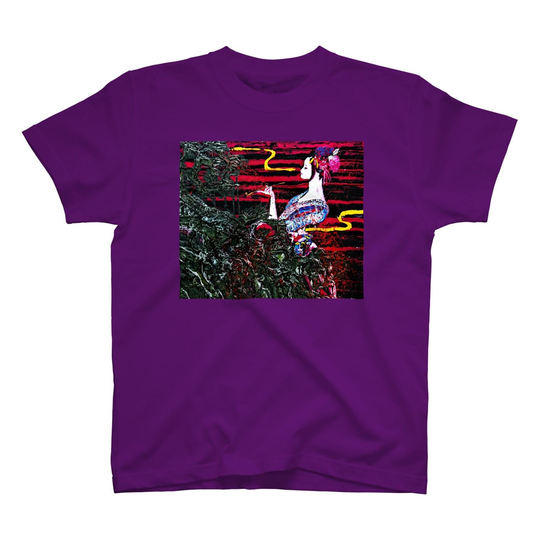 tonerinohitoの花淀 T-shirts