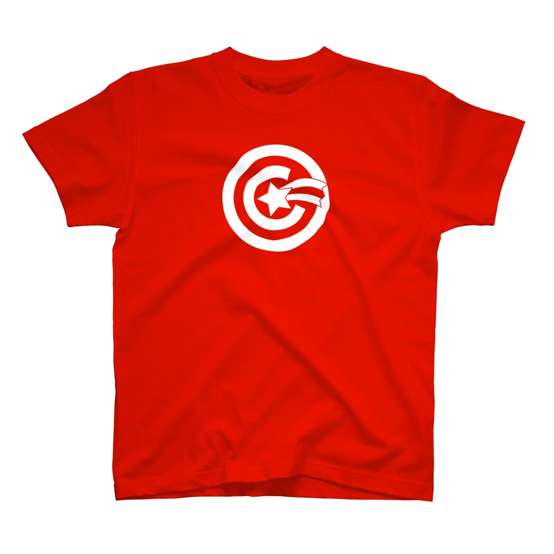 サワダシンヤのコエンタイムフェス2018Tシャツ マツヤマVer[刷色:白] Tシャツ