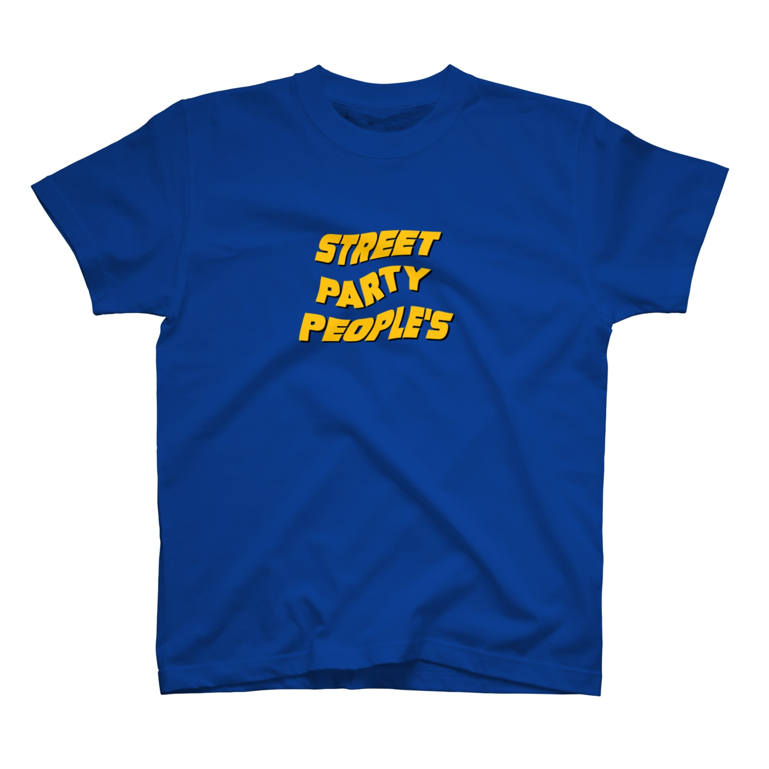 Emotionals.のStreet Party People's T-shirts