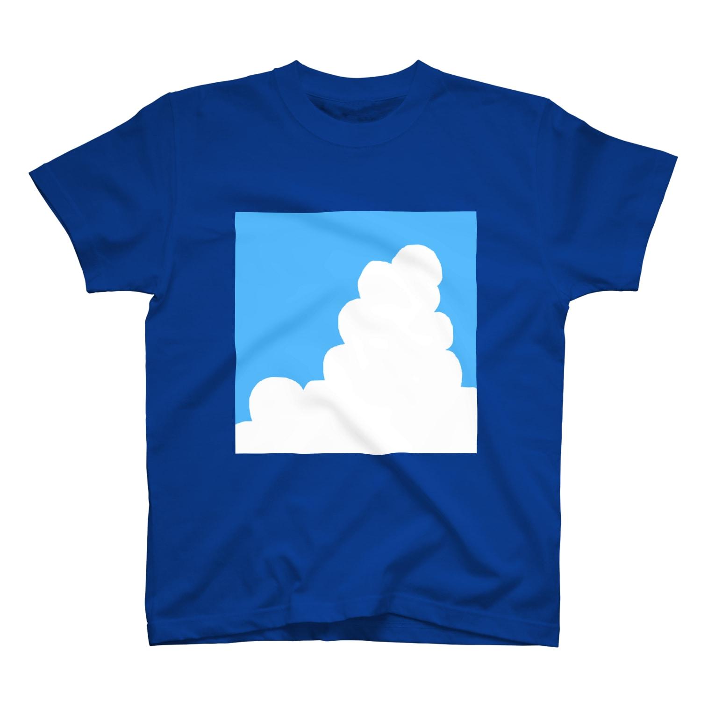MIHA-HAの入道雲 T-shirts