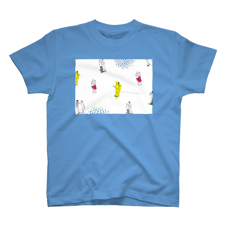 FINTANの東京deフィンランドタンゴ T-shirts