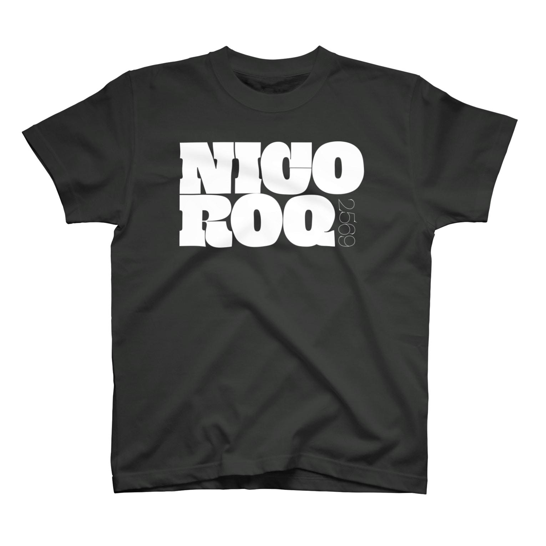 NicoRock 2569のNICOROQ2569 T-shirts
