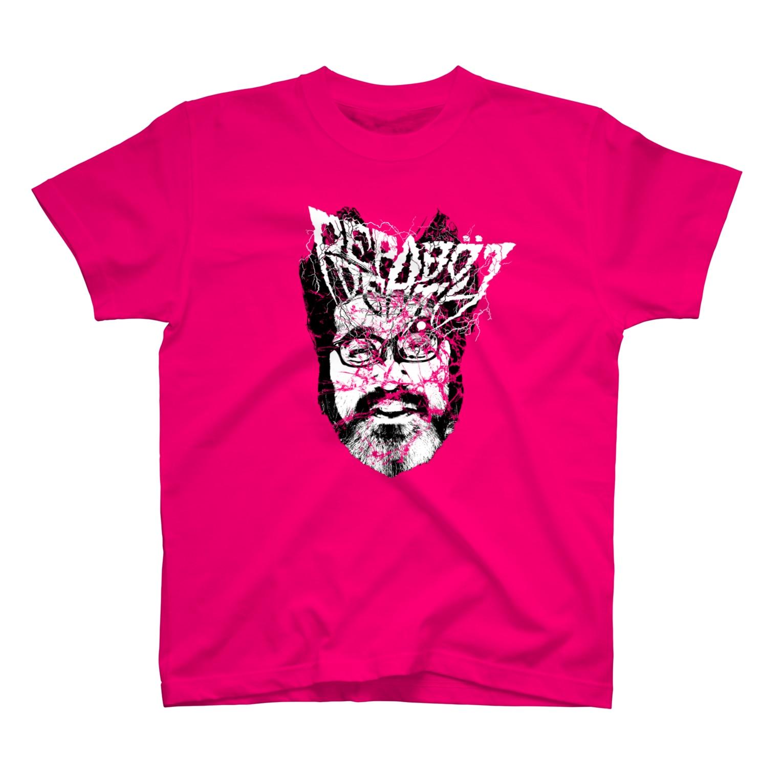 PEPABO DEATHのPEPABO DEATH - ANTIxPOSHIKI T-shirts