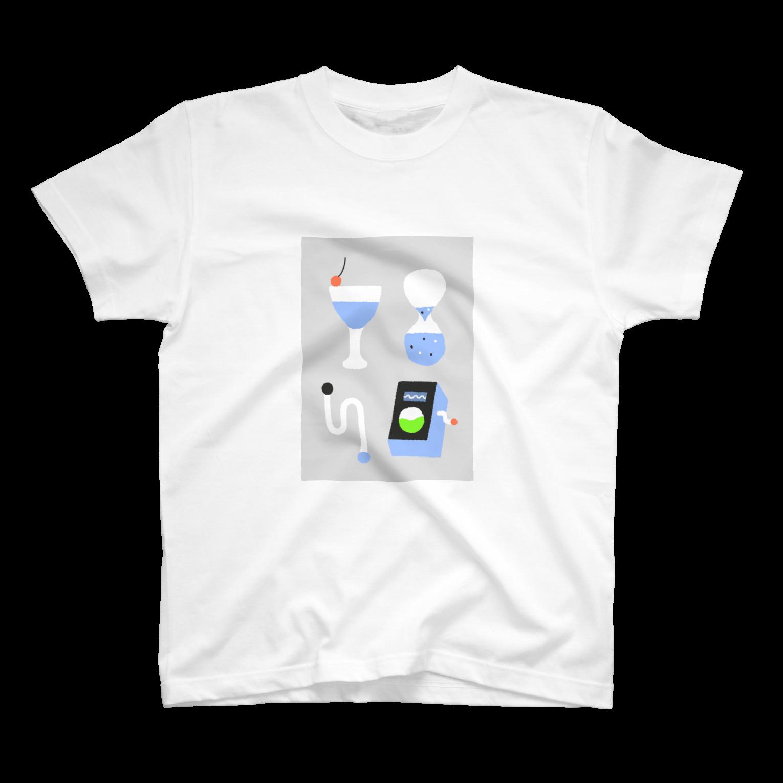 risa kazama STOREのdrawing Tシャツ