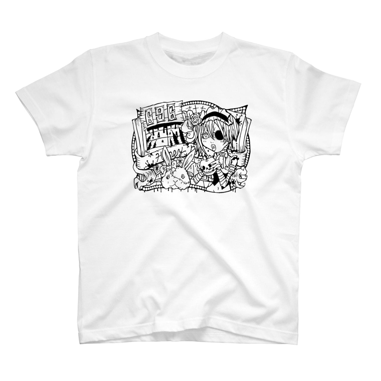 HoneyBunny*sexyTシャツ*の*ゴスハニー* Tシャツ