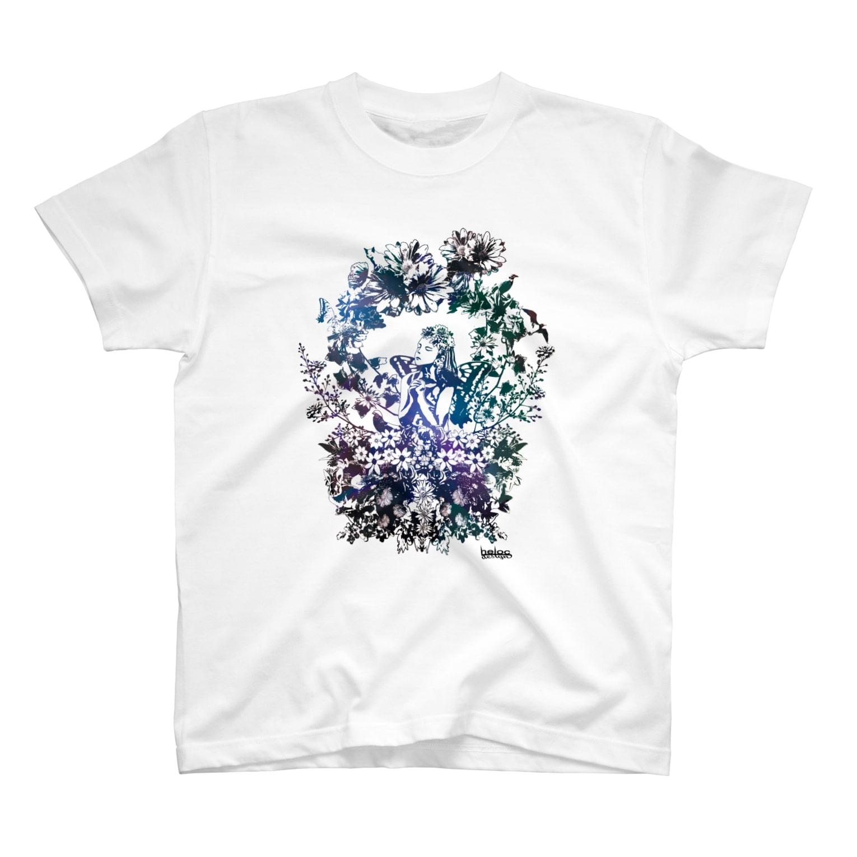 helocdesignのpray for... Tシャツ