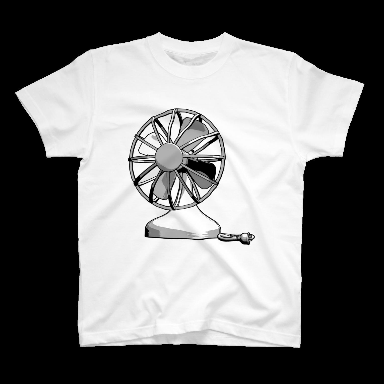 neoacoのElectric FanTシャツ