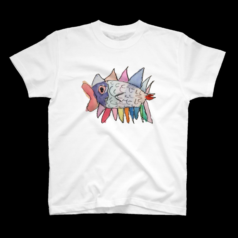 SAMOのburiTシャツ
