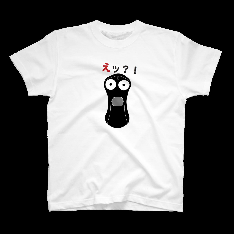 Blan@UberEATSのえ?!Tシャツ