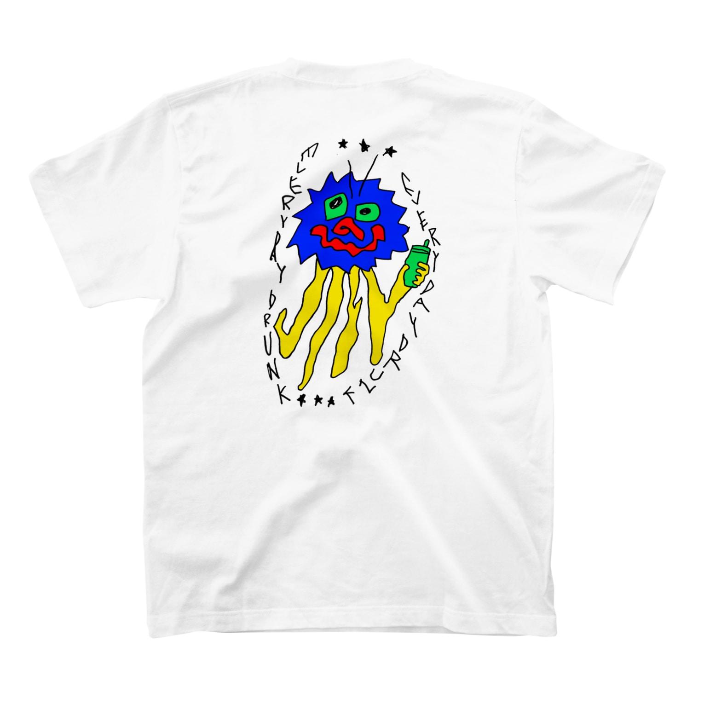 Charr のdrunk man T-shirts