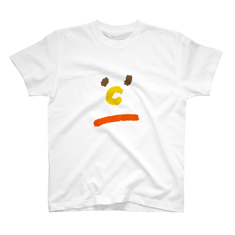 ▷            chiroruの鼻がCのひと T-shirts