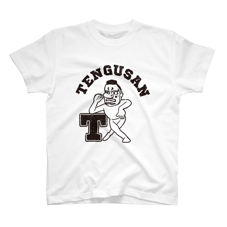 Hanabouの天狗さんカレッジ T-shirts