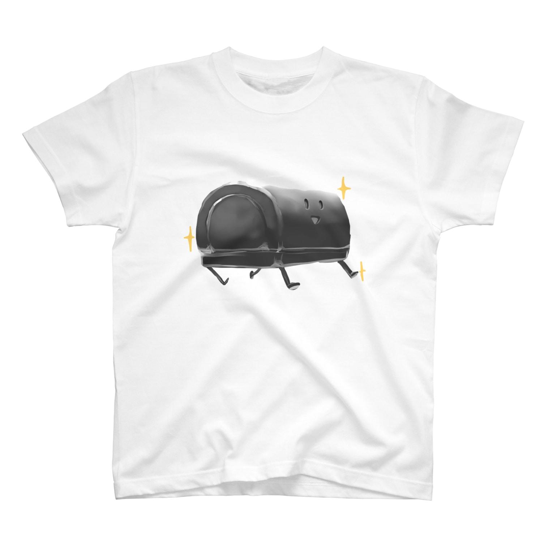 うすかわのメタルかまぼこ T-shirts