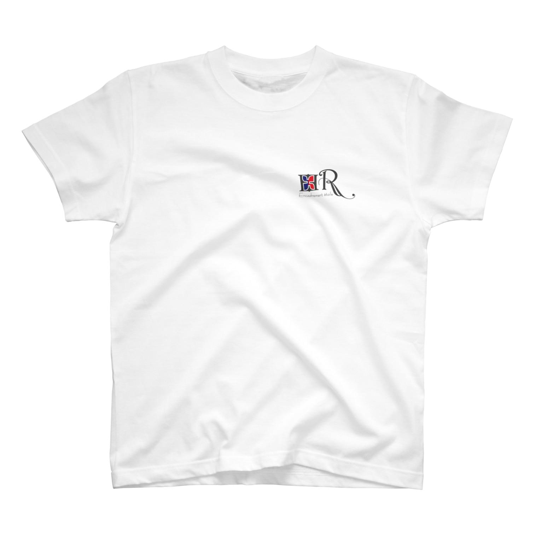 クロネコチャコとフランス額装のショップのElogo2 T-shirts