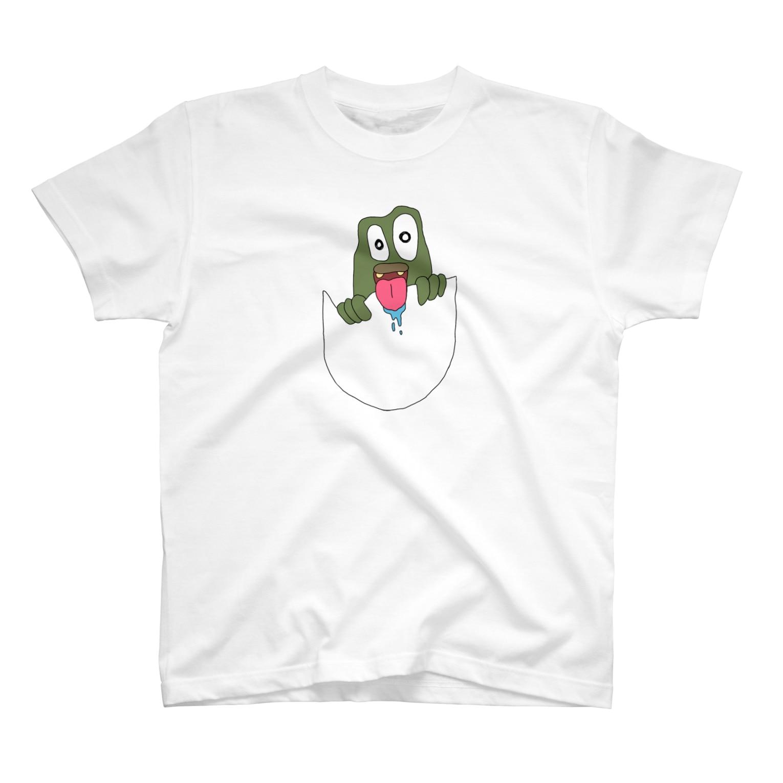 とりかいのおへやのぜんぶうまそうだ T-shirts