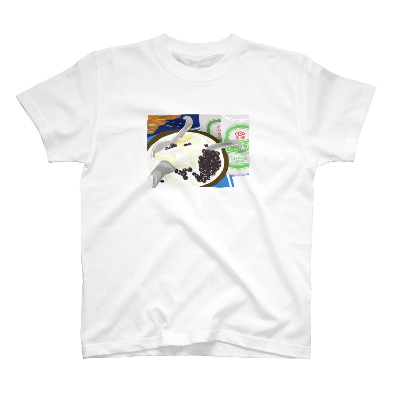 ogenの豆花とビールの夜 T-shirts