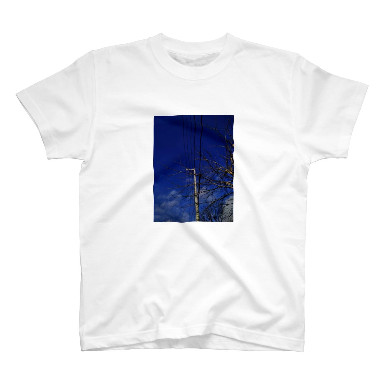 marimoriの晴天 T-shirts