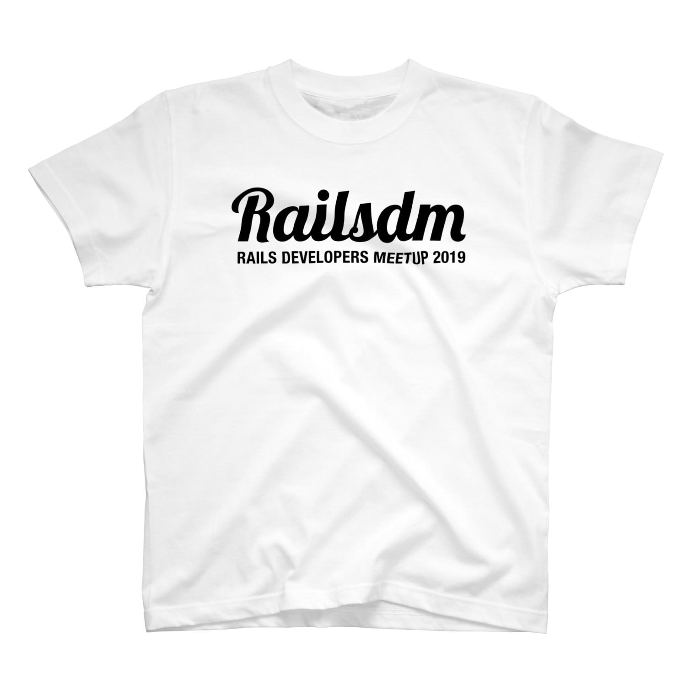 RailsdmのRails Developers Meetup 2019 T-shirts