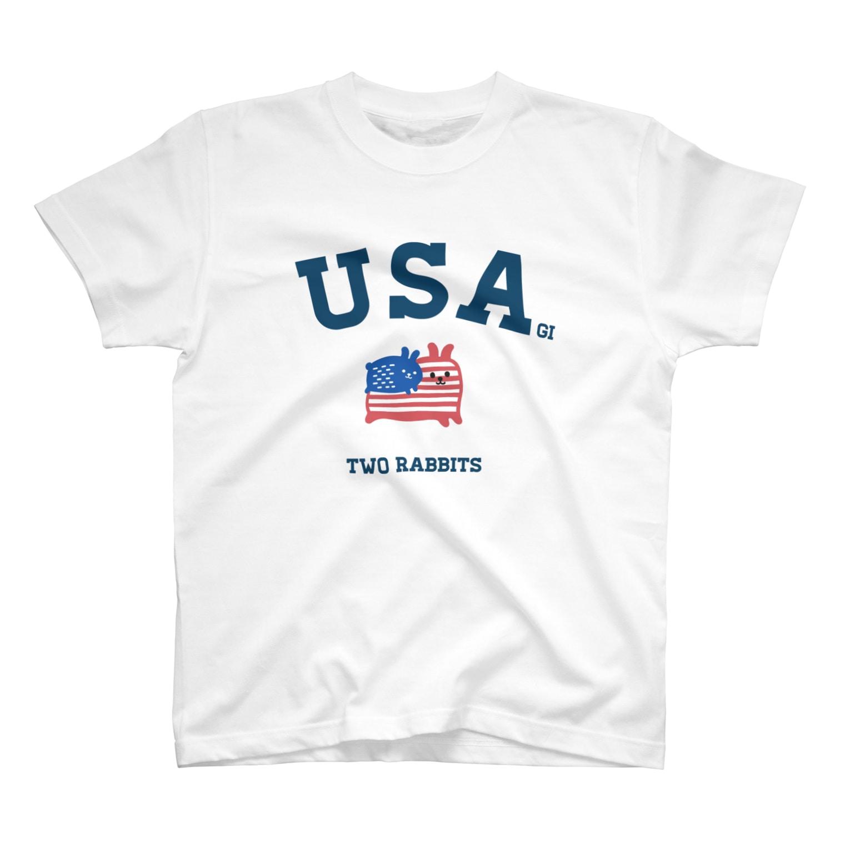 Pattern ParkのUSA(GI) T-shirts