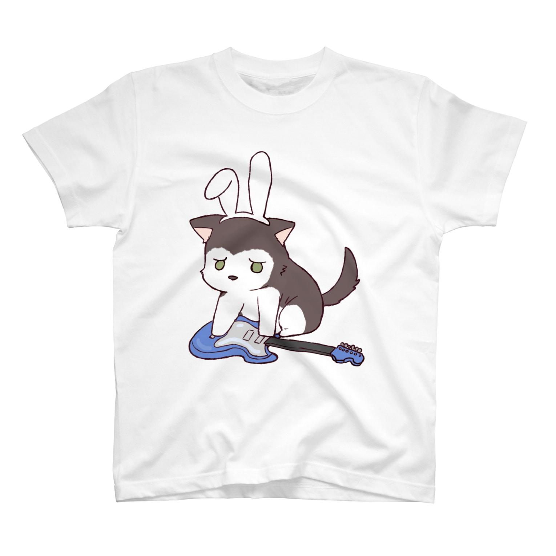 ちるふショップのちるふ(おたえ狼) T-shirts