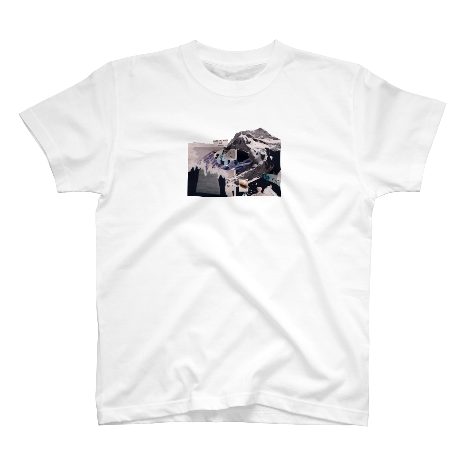 GotandaのThe Black, the White, His Wife & Her Color T-shirts