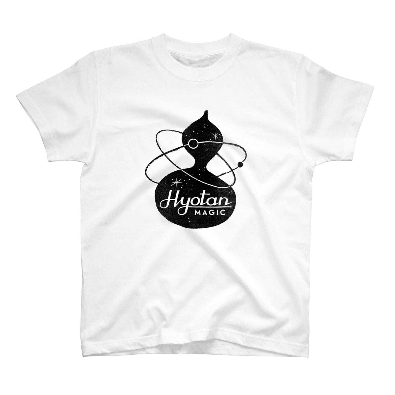グラピンコのひょうたんマジック T-shirts