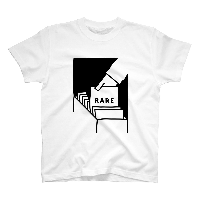 dummy49のrare T-shirts