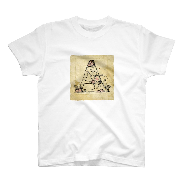 kaeruruのA T-shirts