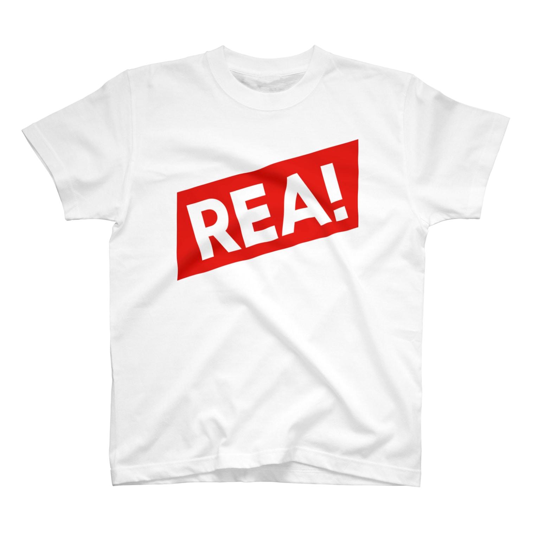 HEJSAN BUTIKEN SUZURIのREA01 T-shirts