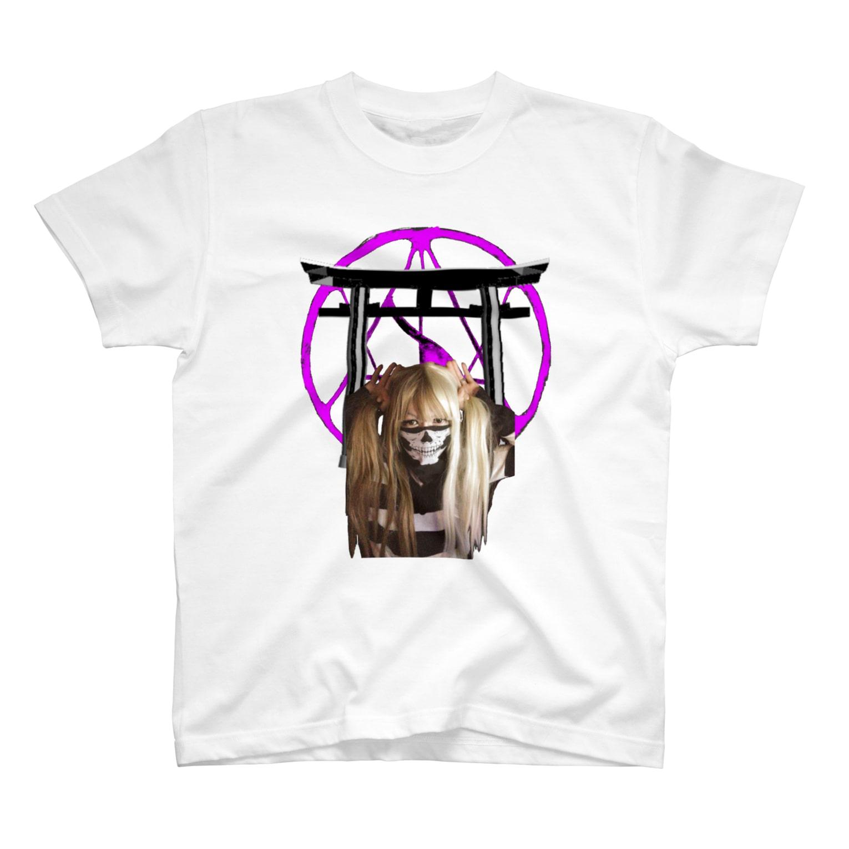 咲良@なかのひとの自己満咲良氏 T-shirts