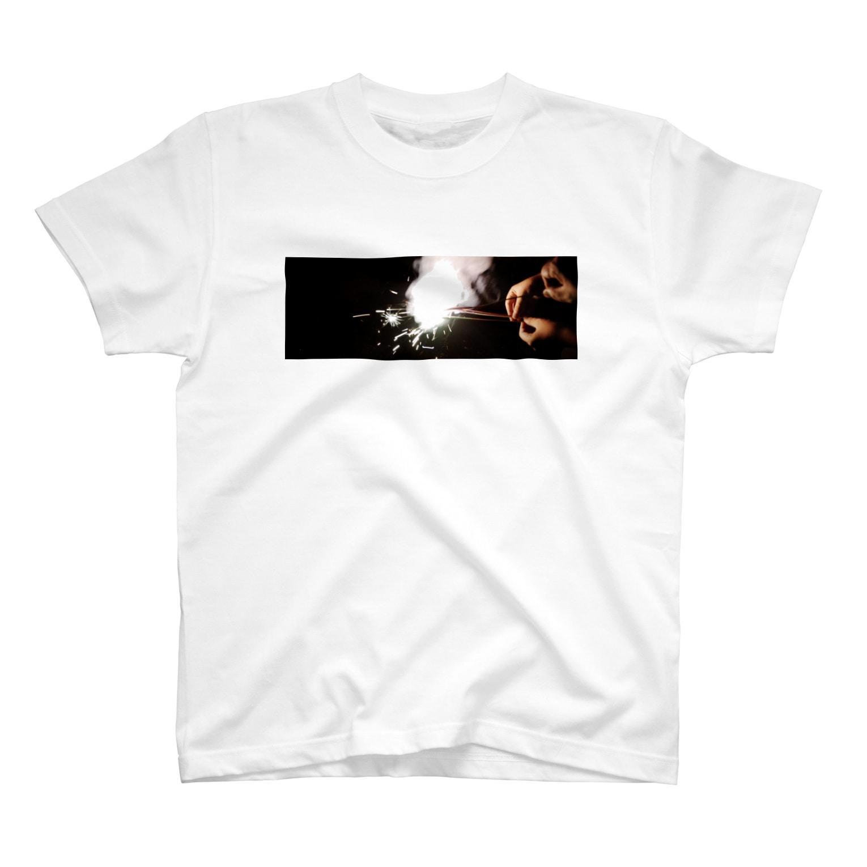 トナカイの詩「八月の光」 T-shirts