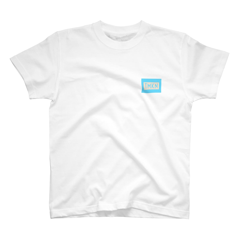 AIM HIGH Product さらなる高みが目指せる品々のTMKN T-shirts