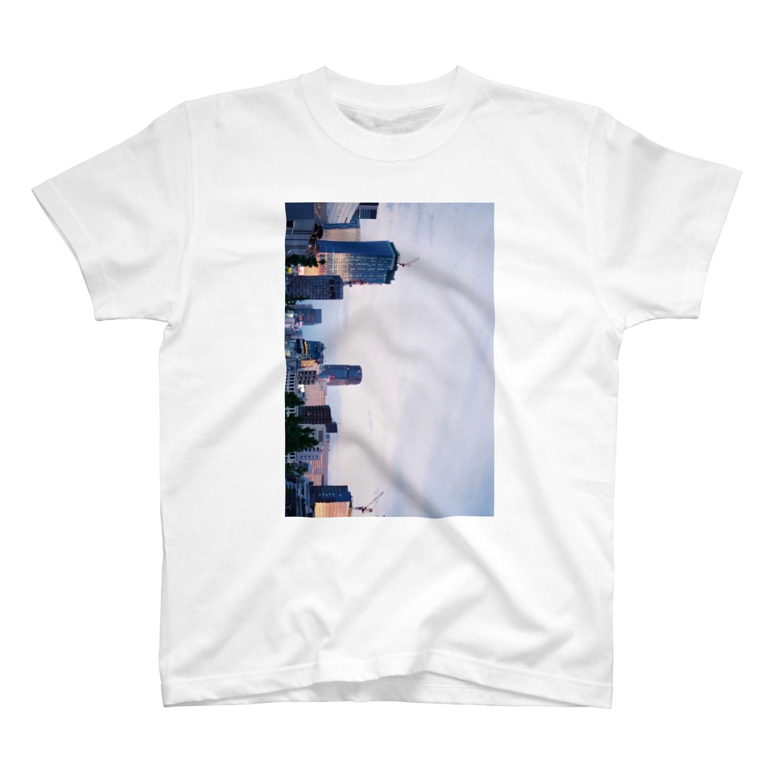 senobiの最新 T-shirts
