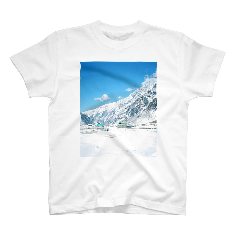 塩川 雄也のLangtang T-shirts