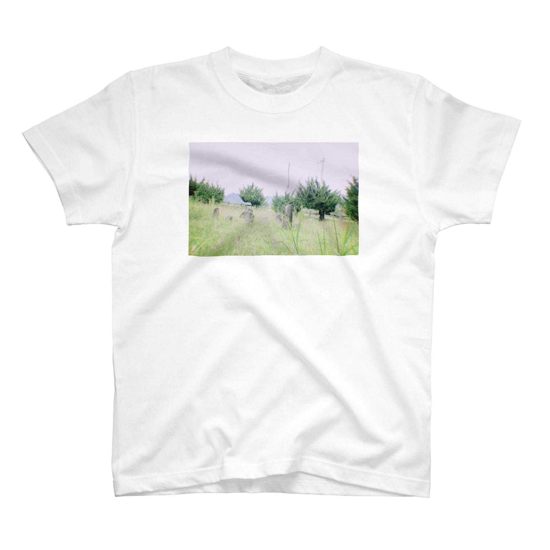 遺跡へ行きたいの上原遺跡 T-shirts